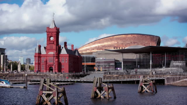 Cardiff Bay, Wales video