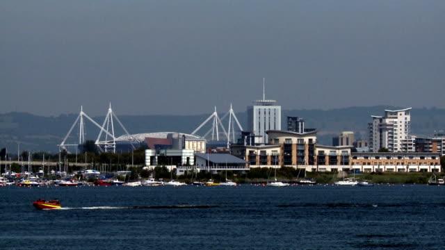Cardiff Landscape video