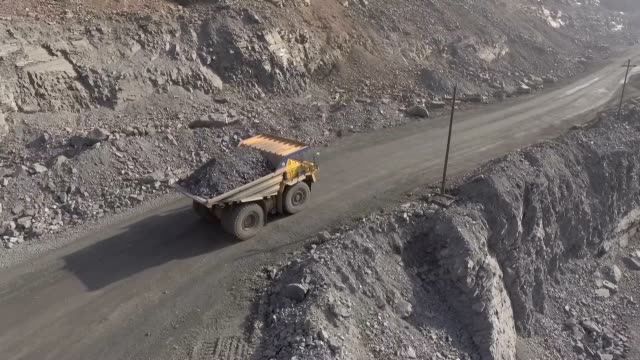 Career. Flight for BelAZ. The machine carries iron ore. Career. Flight for BelAZ. The machine carries iron ore Slo dump truck stock videos & royalty-free footage
