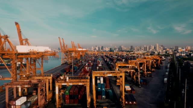 Cargo Container video