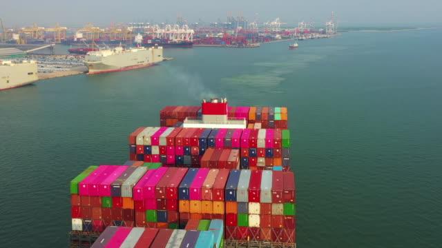 cargo sailing