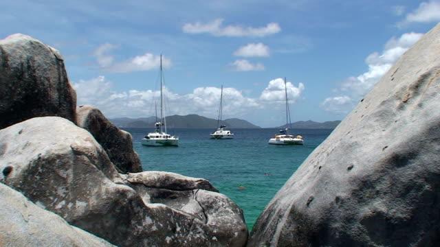 Caribbean Catamarans video