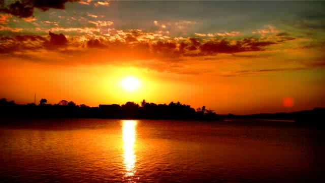 Caribbean Sunset video