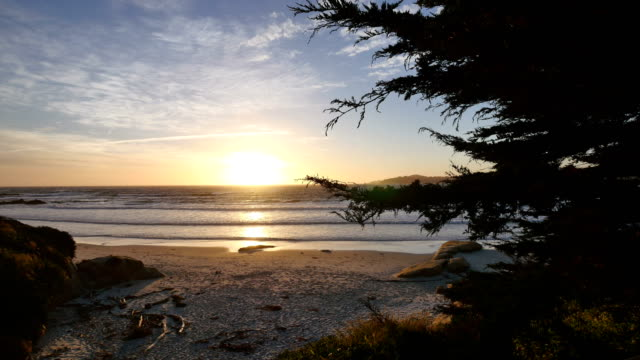 Carmel-by-the-Sea, CA: 4K video
