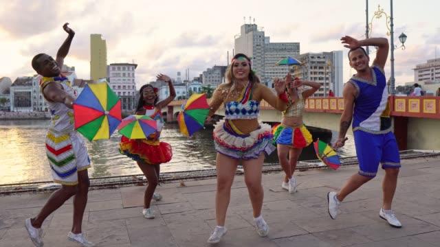 Carnaval in Pernambuco state