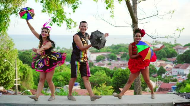 カーニバル ブラジル - 謝肉祭点の映像素材/bロール