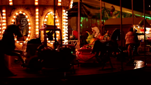 Carousel by Night video