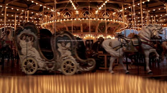 Carousel in New York video
