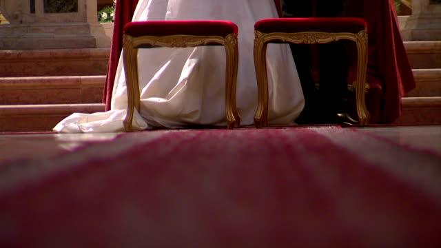 HD: carpet and wedding video
