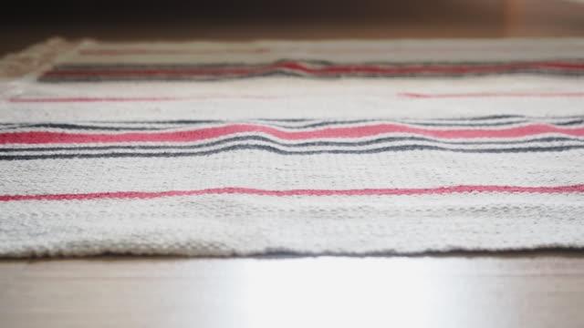 Carpet closeup - vedio slid