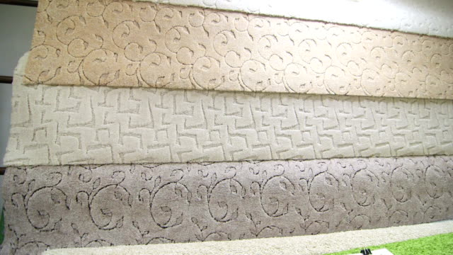 Carpet flooring store video