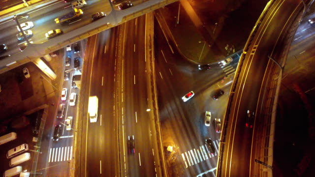 Cars driving on a freeway Cars driving on a freeway treedeo speed way stock videos & royalty-free footage