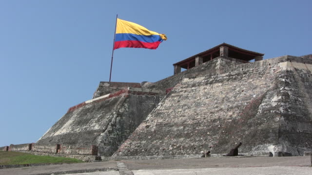 Cartagena, Colombia Fort video