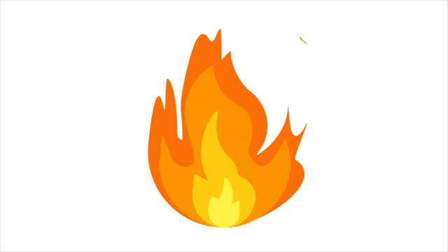 Cartoon flame animation. Flame background and texture.cartoon fire animation. 4k video Cartoon flame animation. Flame background and texture.cartoon fire animation. 4k video bonfire stock videos & royalty-free footage
