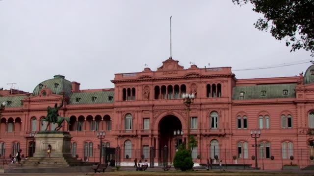 Casa Rosada - Buenos Aires, Argentina video