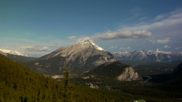 Cascade Mountain From Gondola video