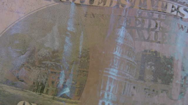 pieniądze pieniędzy - zachodnie pismo filmów i materiałów b-roll