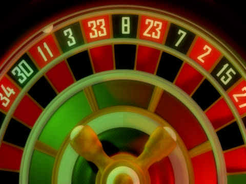 Casino Roulette Top View video