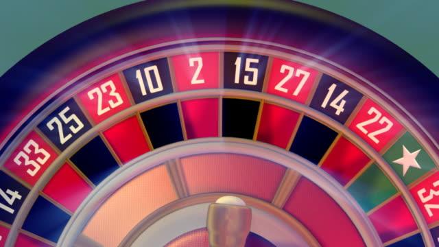 Casino Roulette, Winner video