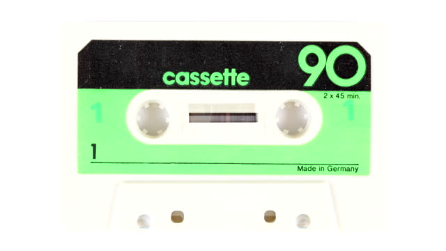 cassette tapes video