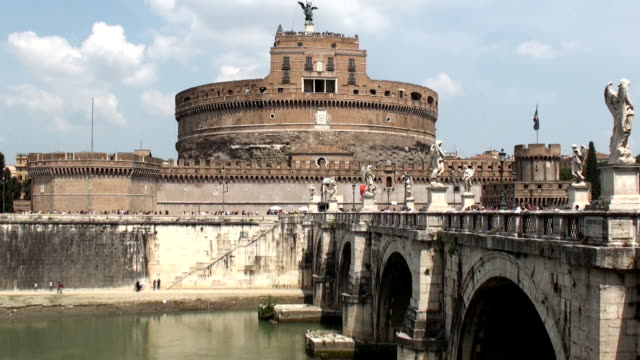 Castel Sant'Angelo - Rome, Italy video