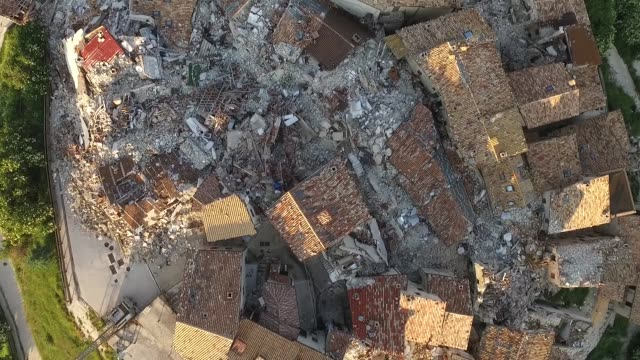Castelluccio di Norcia Castelluccio di Norcia after the erthquake of October 2016, ruins, horses, wather filmed in this little village in the Umbria mountains. earthquake stock videos & royalty-free footage