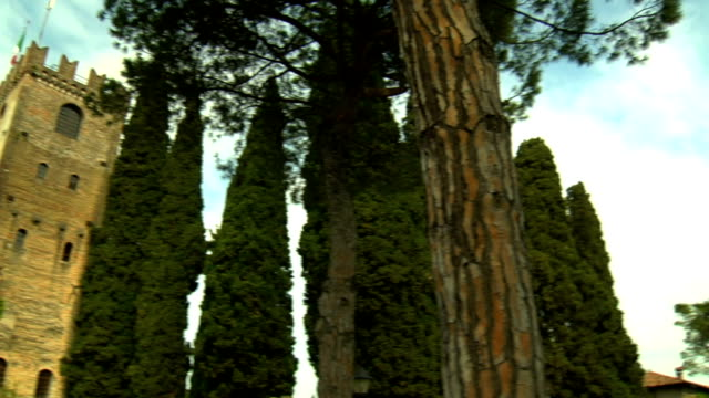 castle of Conegliano video