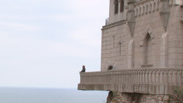 Castle on the sea video