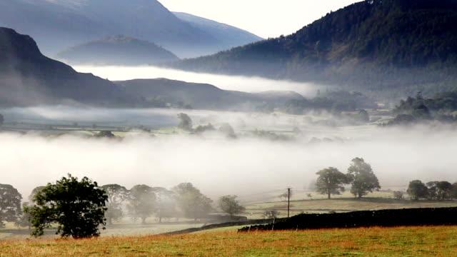 Castlerigg Misty Morning video
