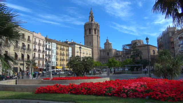 Cathedral - Valencia, Spain video