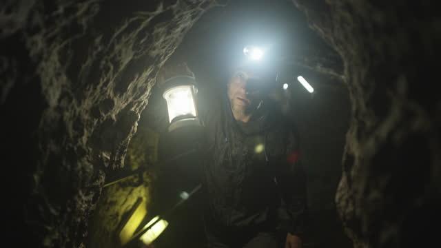 Cave Geology Mining Explorers video