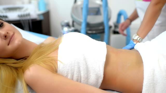 Cavitation Treatment video