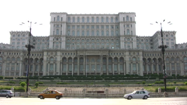 Ceausescu's Palace video