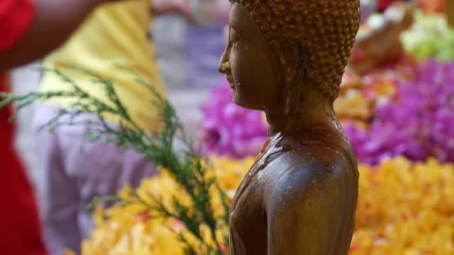 Celebrating Thai New Year video