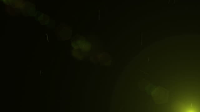 Celebrity Lights With Lens Flares - Loop video