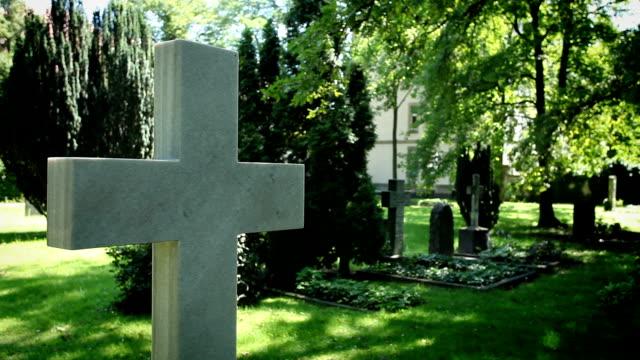 Cemetery - Cross video