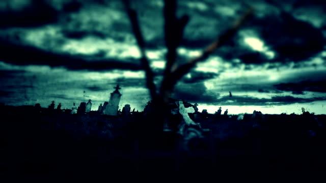 cemetery video