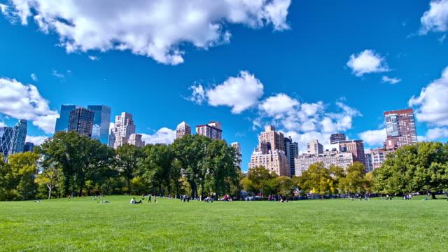 cental park, new york - panorering bildbanksvideor och videomaterial från bakom kulisserna
