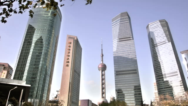 center of Shanghai video