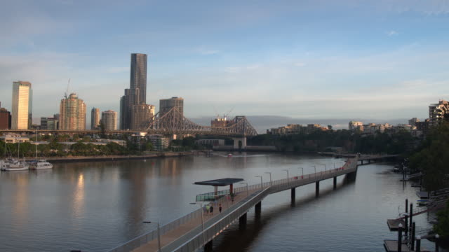Central Business District, Brisbane, Australia video