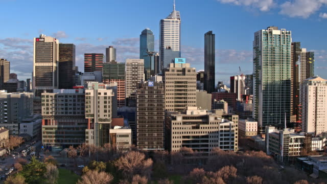 Central Business District, Melbourne, Victoria, Australia video