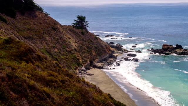 Central coast of California video