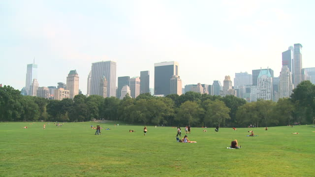 HD: Central Park video
