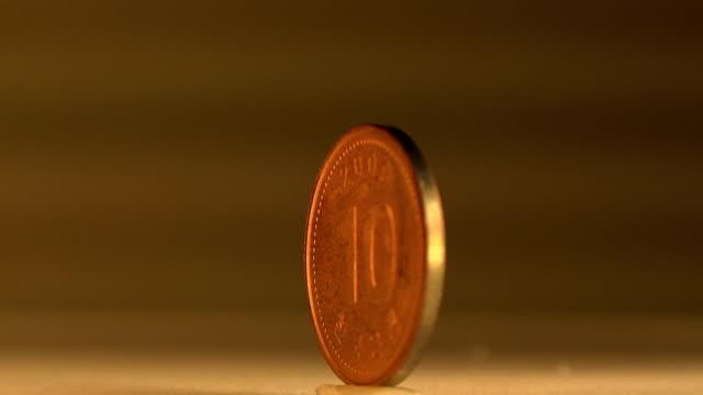 10 Cents Korean Coin
