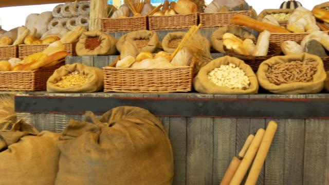 Cereal Bread Pasta Market