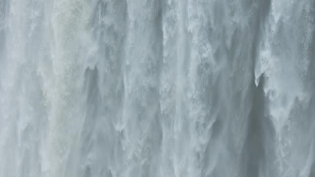 chachai waterfall, madhya pradesh, india - водопад стоковые видео и кадры b-roll