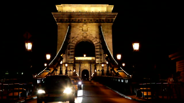 Chain Bridge, Budapest video
