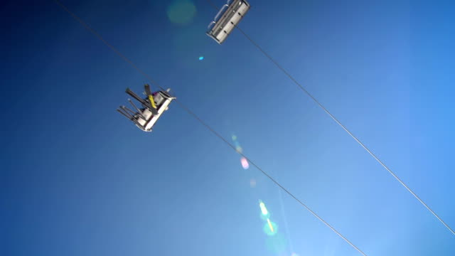 Chairlift video