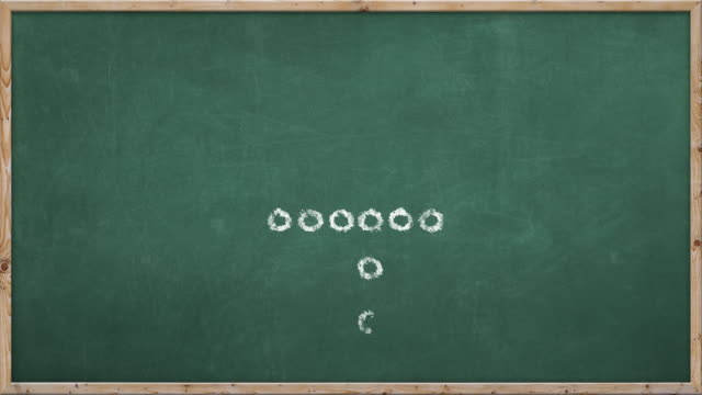 Chalkboard Drawing - Sports Play video