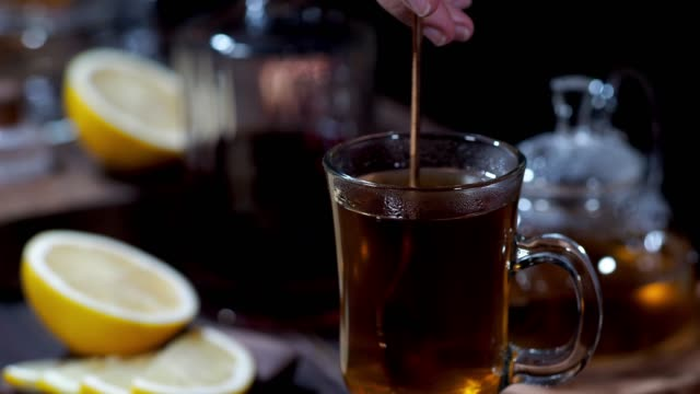 Chamomile hot toddy video